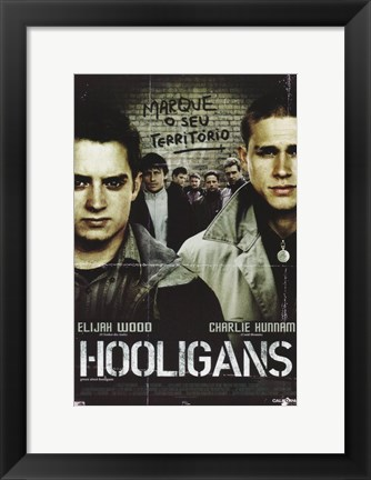 Framed Green Street Hooligans Print