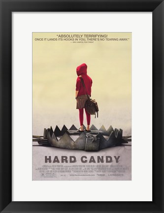 Framed Hard Candy Print
