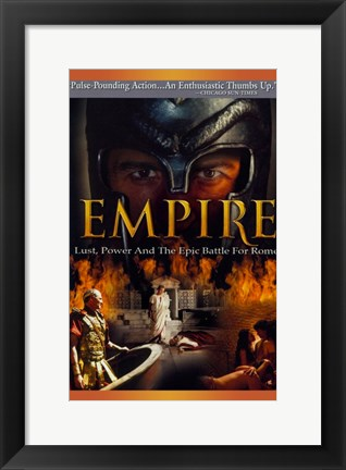 Framed Empire (TV) Print
