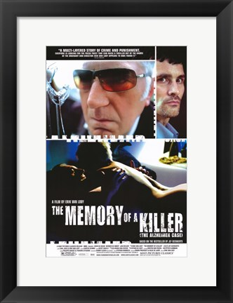 Framed Memory of a Killer Print