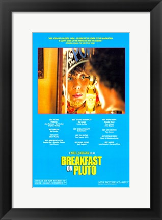 Framed Breakfast on Pluto Print