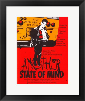Framed Another State of Mind Print