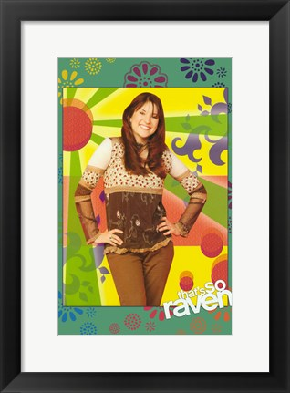 Framed That's So Raven - Chelsea Print