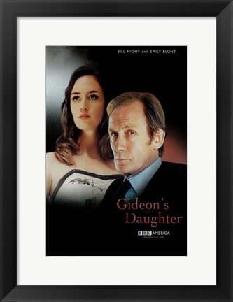 Framed Gideon's Daughter Print