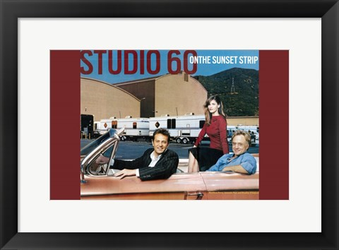 Framed Studio 60 on the Sunset Strip Print
