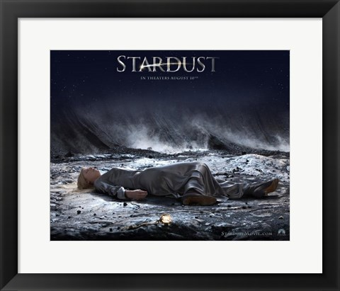 Framed Stardust Claire Danes as Yvaine Print