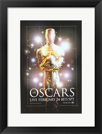 Framed Academy Awards - 79th Print