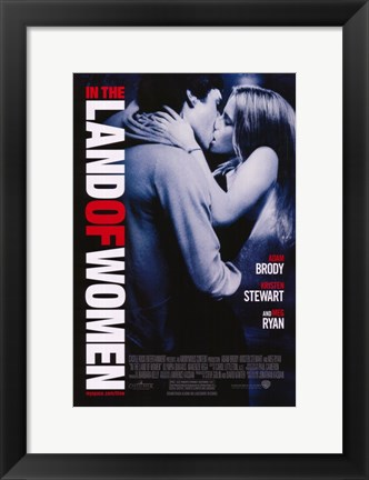 Framed In the Land of Women Print