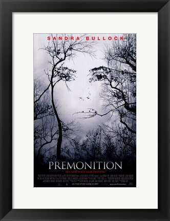 Framed Premonition Print