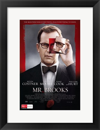 Mr. Brooks Poster by Unknown at FramedArt.com