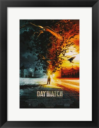 Framed Day Watch Print