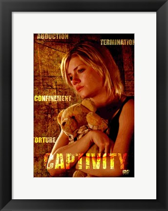 Framed Captivity Torture Print