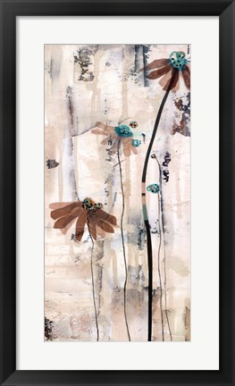 Framed You Blossomed II Print