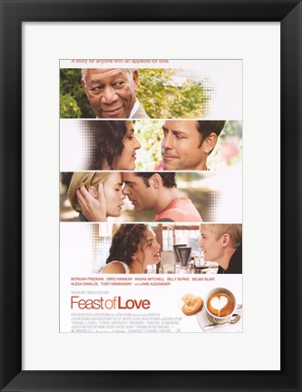 Framed Feast of Love Print