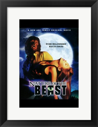 Framed Nature of the Beast (TV) Print