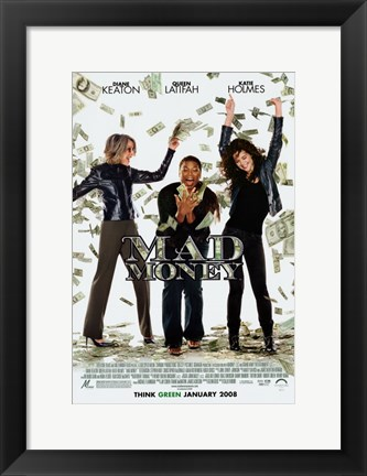Framed Mad Money Print