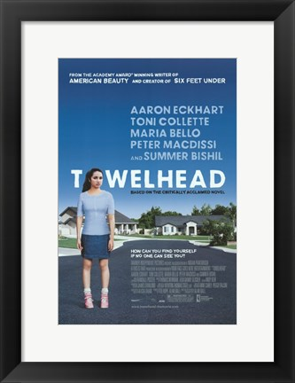 Framed Towelhead Print