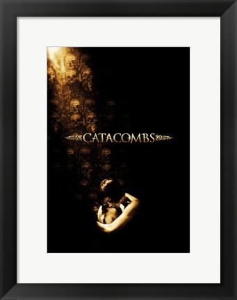 Framed Catacombs Print