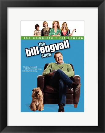 Framed Bill Engvall Show Print