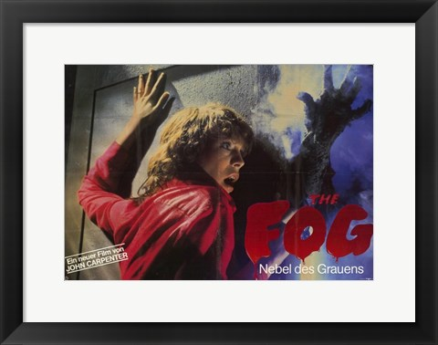 Framed Fog - Woman Print