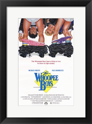 Framed Whoopee Boys Print