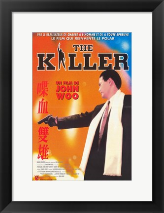 Framed Killer Print