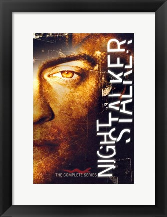 Framed Night Stalker Print