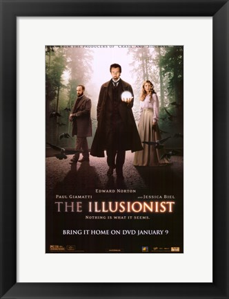 Framed Illusionist Print