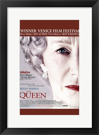 Framed Queen By Stephen Frears Print