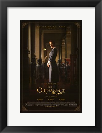 Framed Orphanage Print