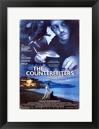 Framed Counterfeiters Print