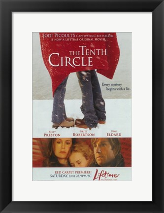 Framed (TV) Tenth Circle Print