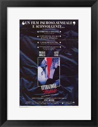 Framed Fatal Attraction Print