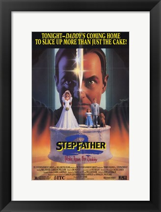 Framed Stepfather 2: Make Room for Daddy Print