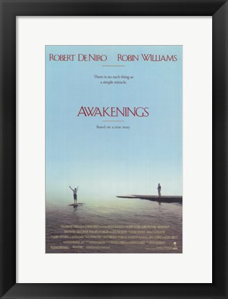 Framed Awakenings Print