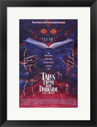 Framed Tales From the Darkside: The Movie Print