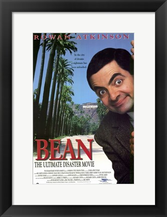 Framed Bean: The Ultimate Disaster Print