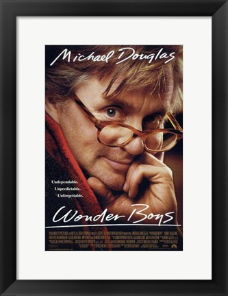 Framed Wonder Boys Print