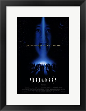 Framed Screamers Print