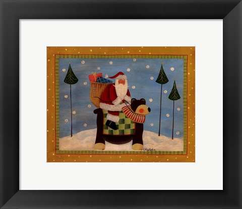 Framed Got Bear? Print