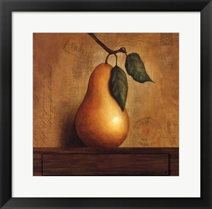 Framed Golden Delight Print