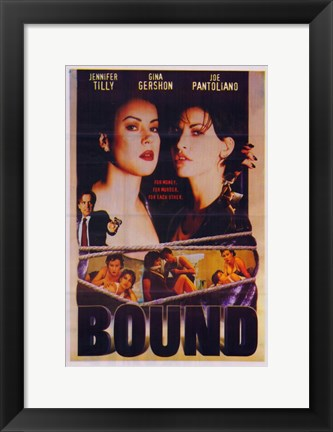 Framed Bound - Scenes Print