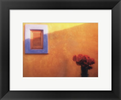 Framed Sunlight Collage Print