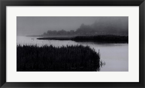 Framed Beaver Lake Print