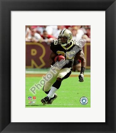 Framed Reggie Bush 2008 Action Print