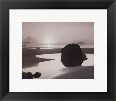 Framed Calm Print