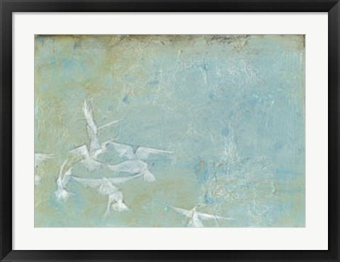 Framed Flight II Print