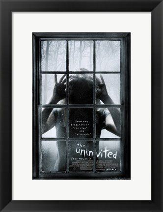 Framed Uninvited, c.2009 - style A Print