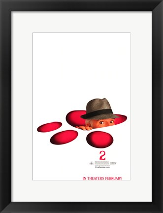 Framed Pink Panther 2, c.2009 - style A Print