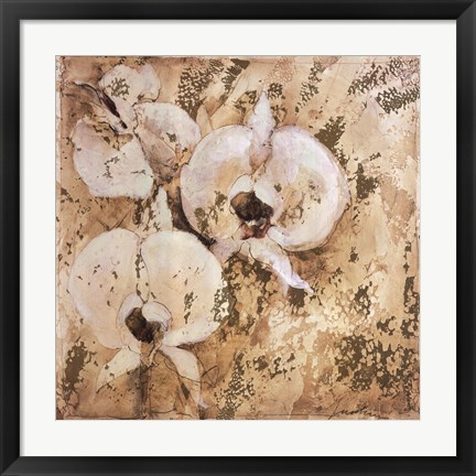 Framed Fragrant Snow II Print